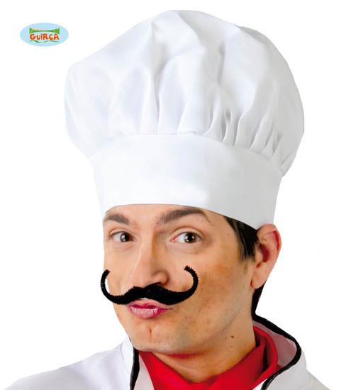 Carnaval - Dinan - Chapeaux - Cuisinier