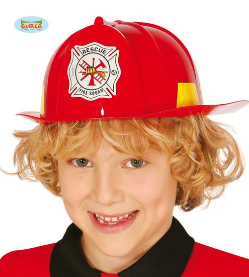 Carnaval - Dinan- Chapeaux - Pompier