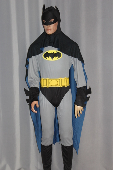 Carnaval - Dinan - Super héros - Batman