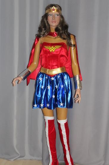 Carnaval - Dinan - Super Héros - Wonderwoman