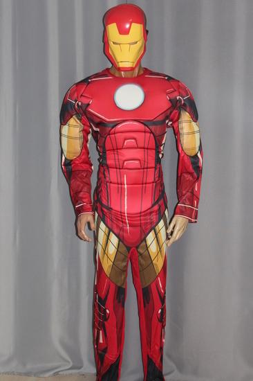 Carnaval - Dinan - Super Héros - Iron Man