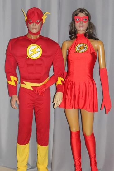 Carnaval - Dinan - Super Héros - The Flash