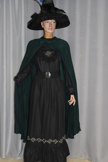 Carnaval - Dinan - Cinéma - Harry Potter - Minerva McGonagall