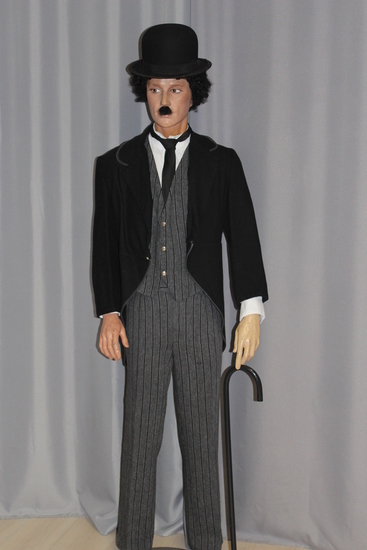 Carnaval - Dinan - Cinéma - Charlie Chaplin