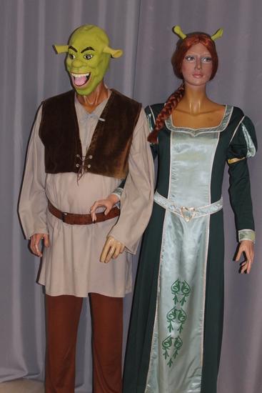 Carnaval - Dinan - Cinéma - Shrek et Fiona