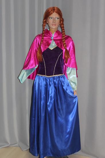 Carnaval Dinan - Disney - Anna