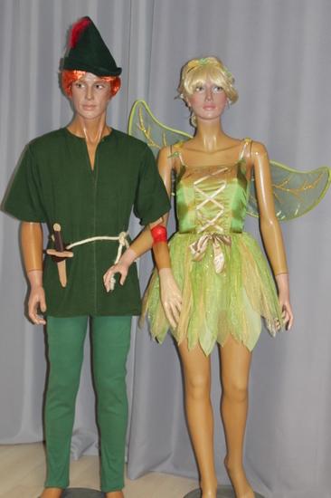 Carnaval Dinan - Disney - Peter Pan et la Fée Clochette