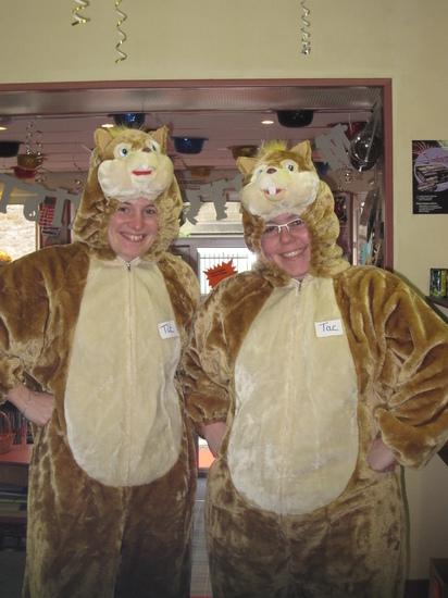 Carnaval Dinan - Disney - Tic & Tac