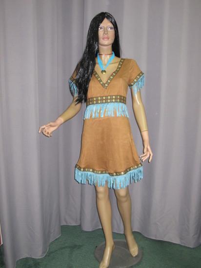 Carnaval Dinan - Disney - Pocahontas