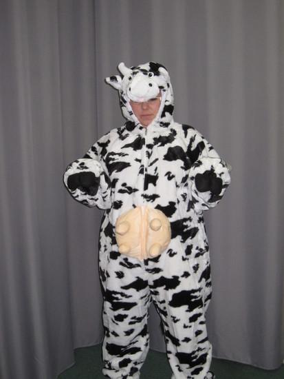 Carnaval Dinan - Animaux - Vache