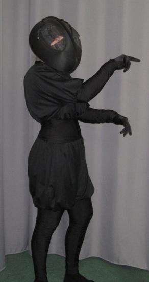 Carnaval Dinan - Animaux - Fourmi noire