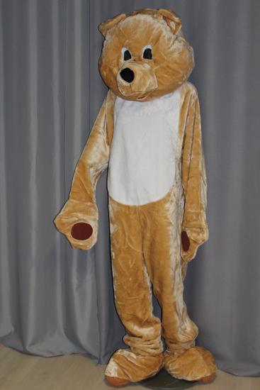 Carnaval Dinan - Animaux - Mascotte ours