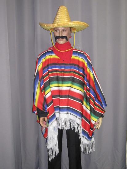 Carnaval Dinan - Costumes en location - Mexique