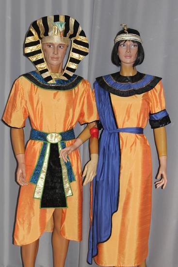 Carnaval Dinan - Costumes en location - Egypte