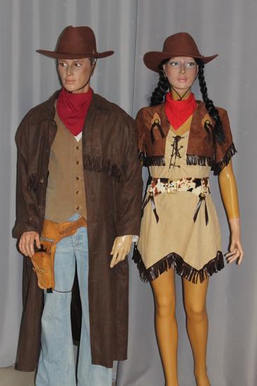 Carnaval Dinan - Costumes en location - Cow boy