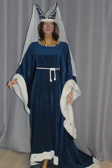 Carnaval - Dinan - Moyen Age -  Gente Dame