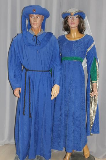 Carnaval - Dinan - Moyen Age - Nobles gens