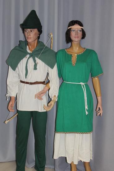 Carnaval - Dinan - Moyen Age - Archers