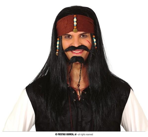 Carnaval - Dinan - Perruque Pirate