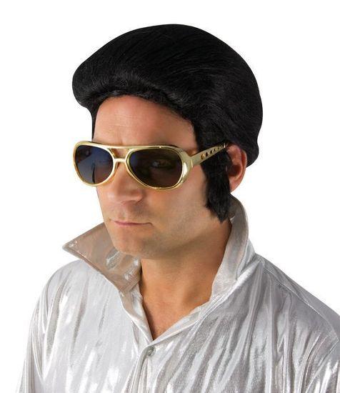 Carnaval - Dinan - Perruque Elvis