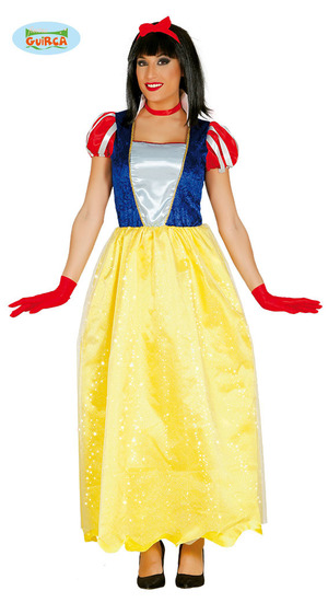 Carnaval - Dinan - Blanche Neige - 30€00
