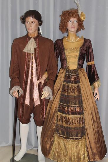 Carnaval Dinan - 17-18è siècle