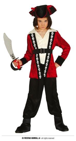 Carnaval - Dinan - Pirate rouge - 24€00
