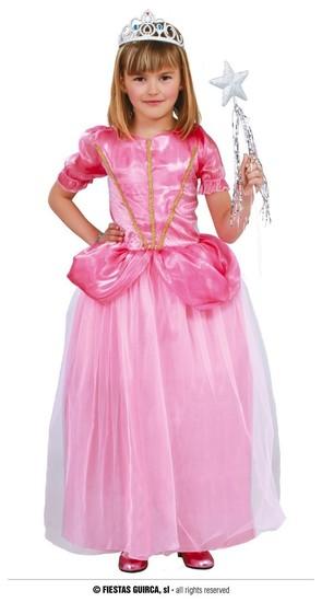 Carnaval - Dinan - Princesse rose - 28€00