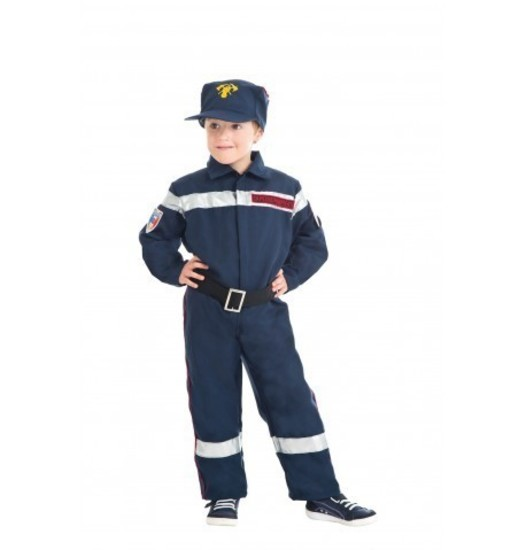 Carnaval Dinan - Pompier - 32€00