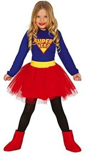 Carnaval Dinan - Super Héros fille - 24€00