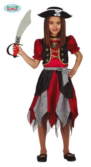 Carnaval Dinan - Pirate fille - 28€00