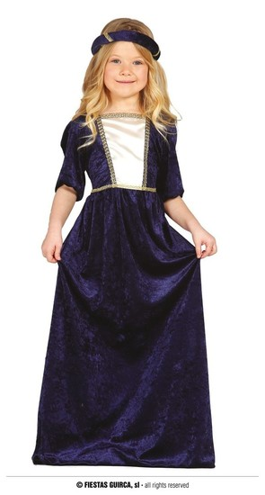 Carnaval Dinan - Robe Médiévale - 26€00