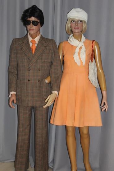 Carnaval - Dinan - Costumes années 60